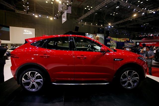 """Giá dưới 3 tỉ đồng, Jaguar E-Pace """"tuyên chiến"""" với Porsche Macan và Range Rover Evoque - 5"""