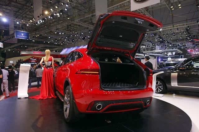 """Giá dưới 3 tỉ đồng, Jaguar E-Pace """"tuyên chiến"""" với Porsche Macan và Range Rover Evoque - 12"""