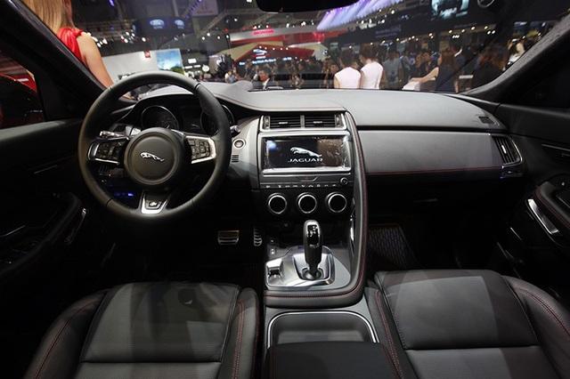 """Giá dưới 3 tỉ đồng, Jaguar E-Pace """"tuyên chiến"""" với Porsche Macan và Range Rover Evoque - 3"""