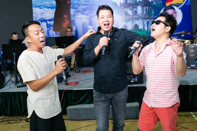 """Thanh Lam, Trọng Tấn như """"lên đồng"""" tập nhạc cùng Phạm Phương Thảo - 6"""