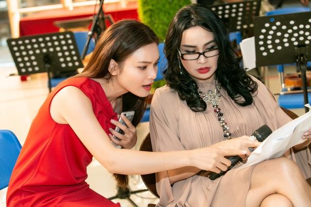 """Thanh Lam, Trọng Tấn như """"lên đồng"""" tập nhạc cùng Phạm Phương Thảo - 4"""