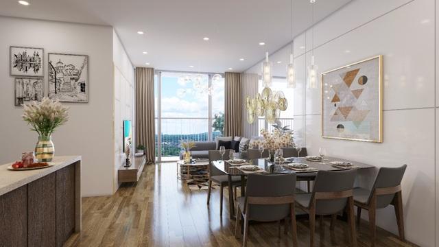 Ngoài vị trí đắc địa, chủ đầu tư Xuân Mai Corp còn mang tới tiêu chuẩn sống mới cho cư dân tại đây nhờ thiết kế căn hộ với diện tích diện tích linh hoạt từ 50-95m2 bố trí 1- 3 phòng ngủ có thể đáp ứng được nhu cầu đa dạng của khách hàng.