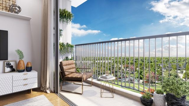 Lớp sơn bên ngoài dự án sử dụng là SKK – thương hiệu sơn từ Nhật Bản được ưa chuộng hàng đầu tại Singapore vì khả năng phù hợp thời tiết của các quốc gia Đông Nam Á, với tiêu chuẩn chống bám bụi, giữ màu, chống ẩm.
