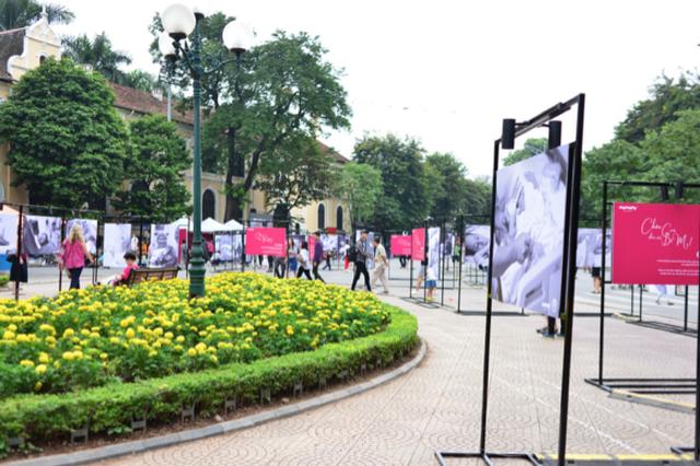 Triển lãm ảnh độc và lạ thu hút hàng ngàn người tại Hồ Gươm - 5