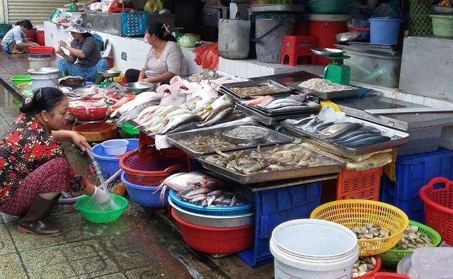 Mặt hàng thủy hải sản cũng có thể nhiễm kim loại nặng, tồn dư kháng sinh