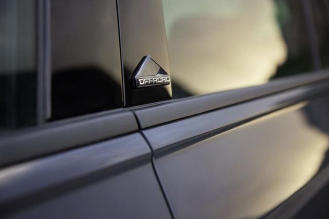 Volkswagen giới thiệu thêm phiên bản Tiguan Offroad - 2