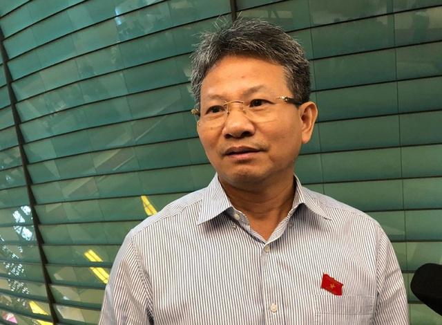 Đại biểu Đỗ Văn Sinh hiện là Uỷ viên thường trực UB Kinh tế của Quốc hội