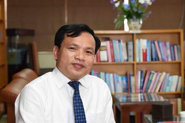 Ông Mai Văn Trinh, Cục trưởng Cục Quản lý chất lượng (Bộ Giáo dục - Đào tạo)