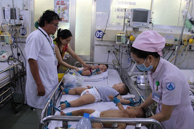 Những kiểm tra, chẩn đoán mức độ bệnh ở trẻ hiện chưa có phương tiện hỗ trợ tối ưu cho bác sĩ