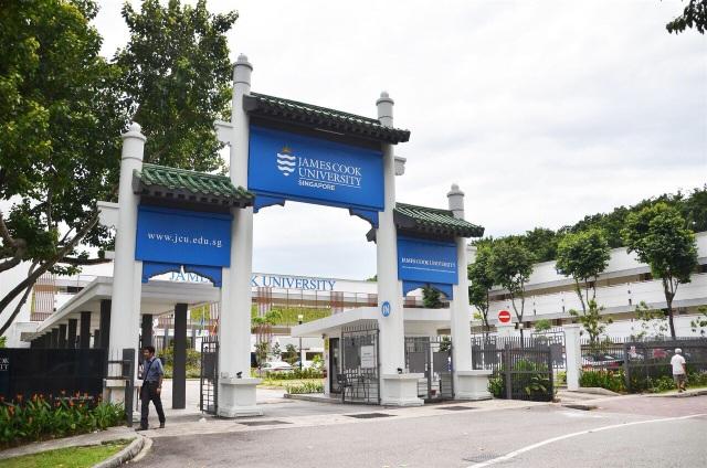 Tư vấn du học Singapore trường James Cook – Top 2% Đại học tốt nhất thế giới - 1