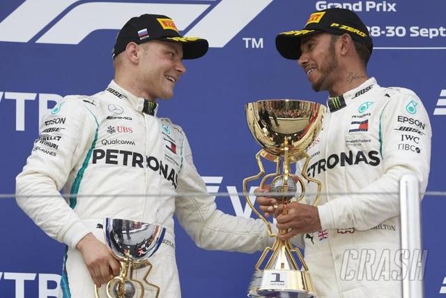 """Bottas chủ động """"nhường"""" chiến thắng chặng Sochi cho Hamilton - 5"""