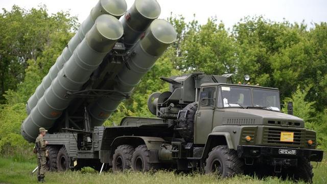 Hệ thống S-300 của Nga (Ảnh: Sputnik)