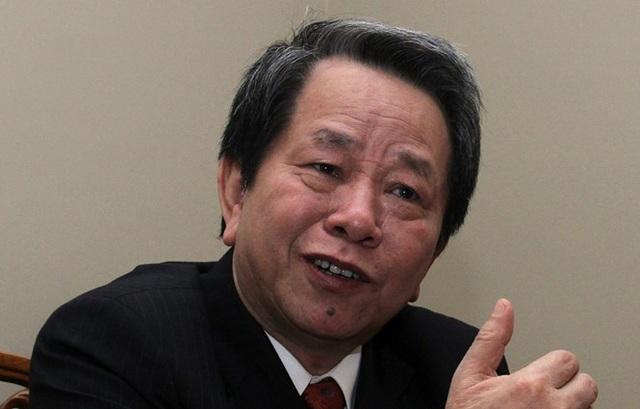 Luật sư, chuyên gia Nguyễn Trần Bạt.