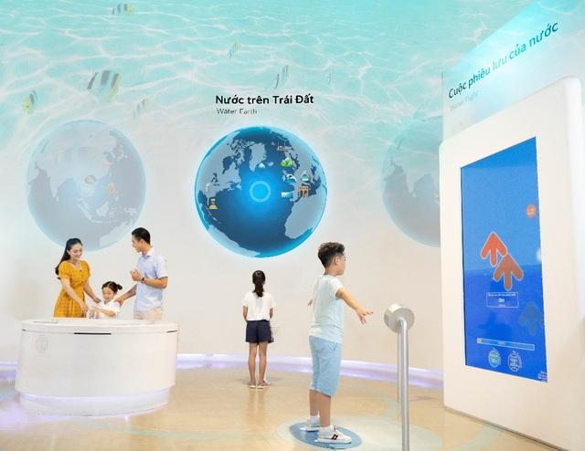 Không gian vui chơi khoa học và sáng tạo của Panasonic Risupia Việt Nam