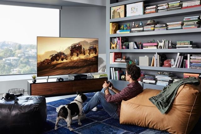 Điều gì tạo khác biệt cho TV Samsung QLED trên thị trường? - 3