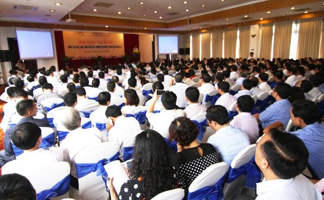 Hội nghị tập huấn Công tác HSSV các trường Cao đẳng, Trung cấp.