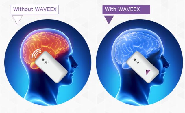 Thiết bị bảo vệ cơ thể khỏi sóng điện từ có kích thước chỉ bằng SIM điện thoại - 2