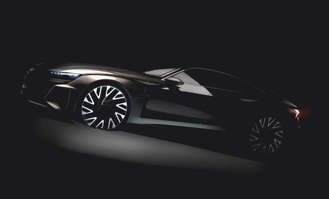 Audi chuẩn bị ra mắt mẫu sedan chạy điện cạnh tranh với Tesla Model S P100D - 1