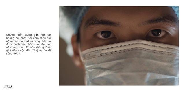 (Ảnh: Album ảnh của V.H.P và nhóm bạn kể lại chuyện đời của bác sĩ Paul trong cuốn tự sự Khi hơi thở hóa thinh không)