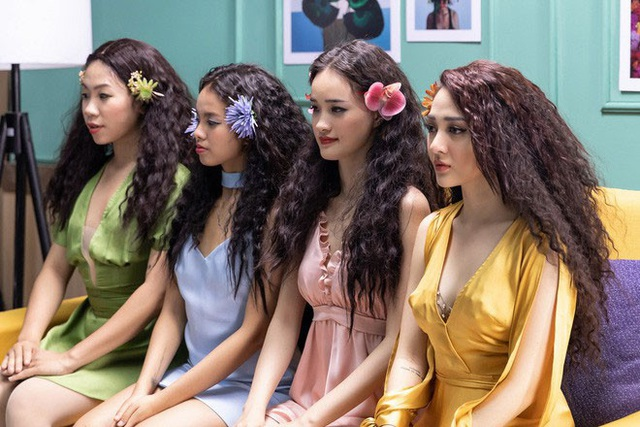 Hình ảnh trong MV của Bảo Anh Như lời đồn.