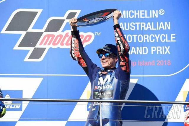 Vinales chiến thắng trong ngày bộ đôi Repsol Honda Team bỏ cuộc - Ảnh 3.