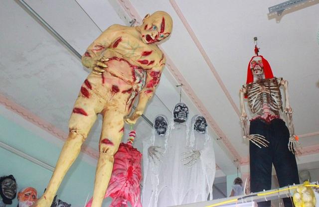 Độc lạ sắc màu Halloween ở Đà Nẵng - 5