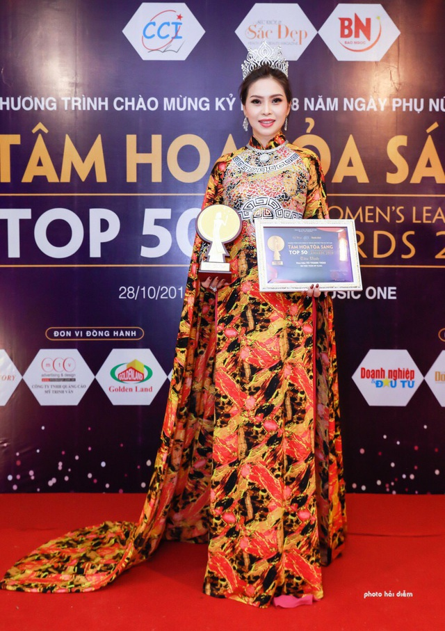 Hoa hậu Thanh Thảo - Nữ doanh nhân thành đạt đầy bí ẩn - Ảnh 5.