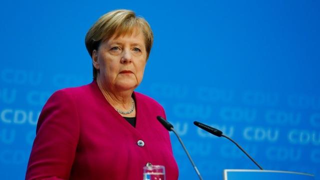 Thủ tướng Đức Angela Merkel. (Ảnh: Reuters)