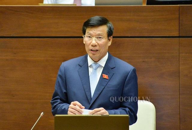 Bộ trưởng Văn hoá, Thể thao & Du lịch Nguyễn Ngọc Thiện: Sự xuống cấp của đạo đức xã hội đến trước hết từ các ngành kinh tế.