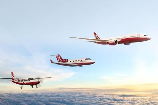 Công ty MagniX đến từ Úc đặt tham vọng dẫn đầu thị trường máy bay điện trong tương lai.