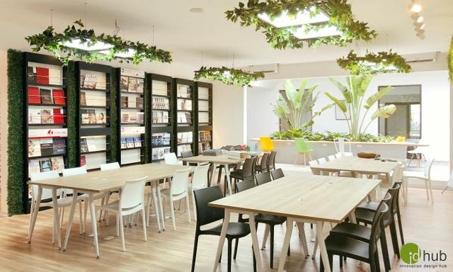 """Phòng đa năng được thiết kế """"không gian mở"""" mang đến nguồn cảm hứng bất tận cho khách hàng"""