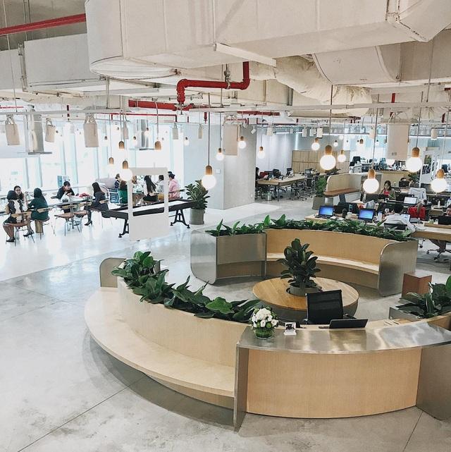 Trụ sở chính của AIA Việt Nam tại Tòa nhà Sài Gòn Centre