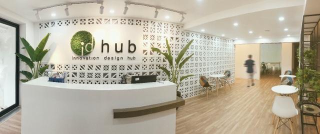 ID hub-không gian làm việc chung tốt nhất cho cộng đồng thiết kế