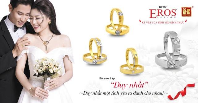 Giúp các cô dâu chú rể chọn được cặp nhẫn cưới ưng ý - Ảnh 5.
