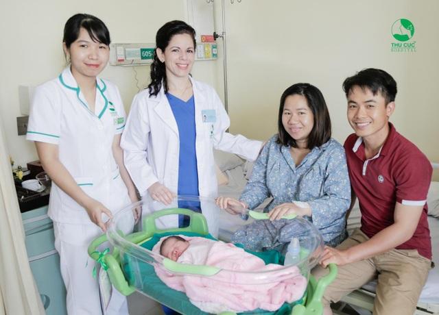 Thai sản trọn gói - đồng hành cùng mẹ chăm sóc con yêu