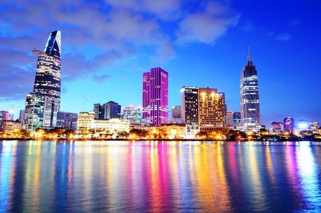 """TPHCM đang có sự phát triển mạnh mẽ về kinh tế nên việc quy hoạch đô thị """"bài bản"""" và hợp lý sẽ càng thúc đẩy sự tăng trưởng của thành phố."""