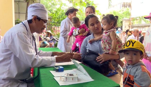 Nếu không sớm cung ứng vắc-xin 5 trong 1, thì nhiều trẻ ở Phú Yên sẽ không được tiêm phòng đúng Chương trình tiêm chủng mở rộng