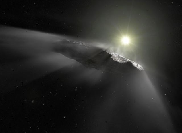 Sao chổi và các tiểu hành tinh reo rắc sự sống khắp thiên hà? - 1