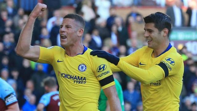 Ross Barkley chơi càng ngày càng hay ở Chelsea