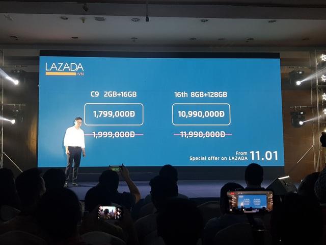 Meizu ra mắt điện thoại có cảm biến vân tay dưới màn hình, giá 12 triệu đồng - 6