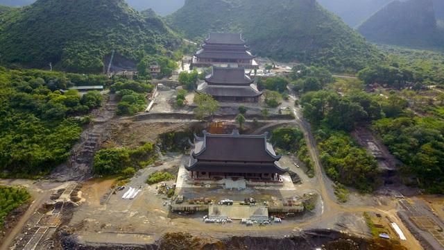 Đặc biệt, sắp tới Chùa Tam Chúc sẽ là nơi đăng cai Đại lễ Phật đản Liên Hợp Quốc Vesak 2019. Đây cũng là thời điểm chùa hoàn thành giai đoạn 1 để kịp phục vụ sự kiện.