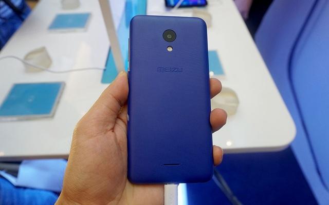 Meizu ra mắt điện thoại có cảm biến vân tay dưới màn hình, giá 12 triệu đồng - 2