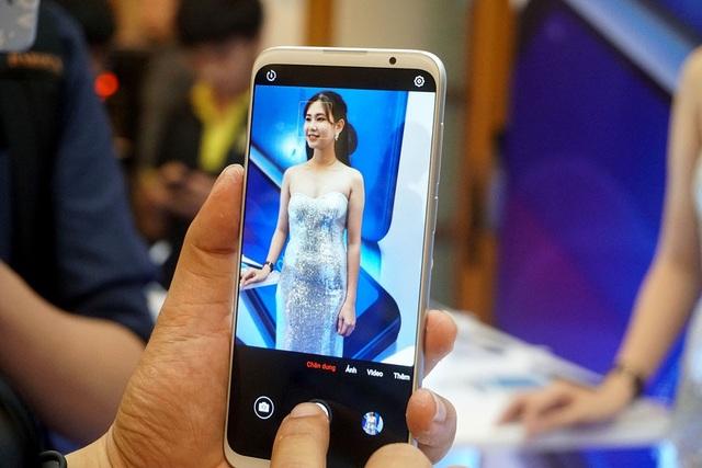 Meizu ra mắt điện thoại có cảm biến vân tay dưới màn hình, giá 12 triệu đồng - 5