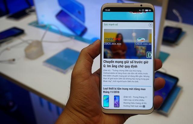 Meizu ra mắt điện thoại có cảm biến vân tay dưới màn hình, giá 12 triệu đồng - 3