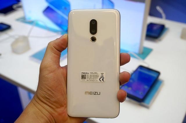 Meizu ra mắt điện thoại có cảm biến vân tay dưới màn hình, giá 12 triệu đồng - 4