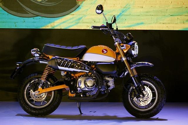 Honda đưa Super Cub, Monkey về Việt Nam, giá từ 84,9 triệu đồng - 17