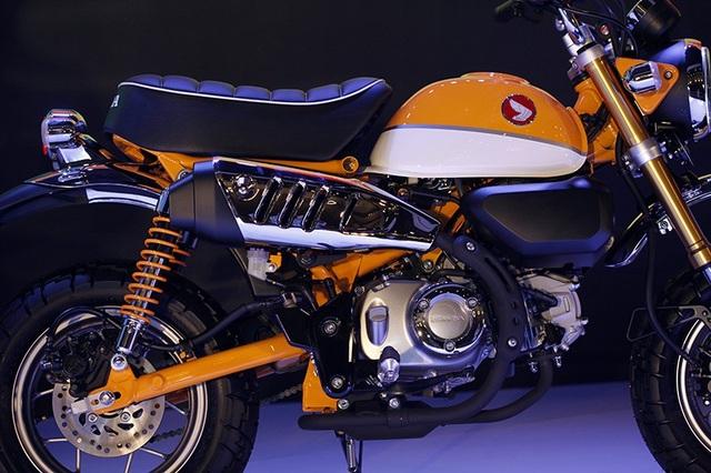 Honda đưa Super Cub, Monkey về Việt Nam, giá từ 84,9 triệu đồng - 25