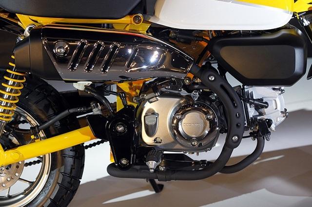 Honda đưa Super Cub, Monkey về Việt Nam, giá từ 84,9 triệu đồng - 24