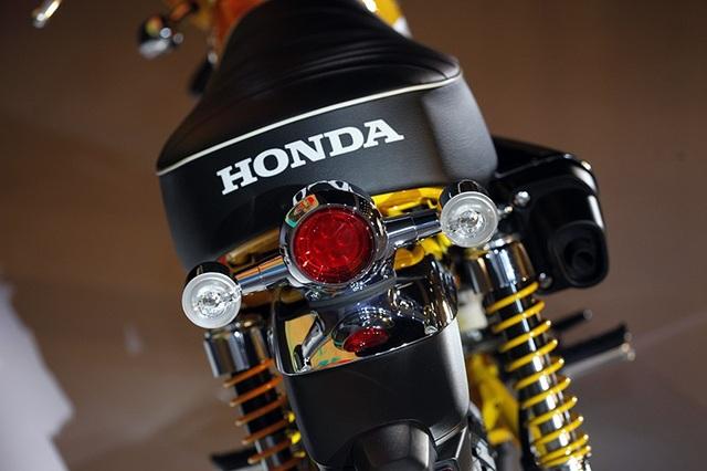 Honda đưa Super Cub, Monkey về Việt Nam, giá từ 84,9 triệu đồng - 20