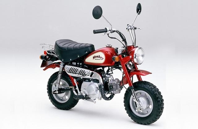 Mẫu Monkey 50cc tại Nhật Bản
